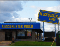 Blockbuster, Videos, and Video: BLOCKBUSTER VIDEO  BLOCKBUSTER  VIDEO An ancient artifact