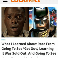 """Memes, 🤖, and Blogs: BLOG  What I Learned About Race From  Going To See """"Get Out, Learning  It Was Sold out, And Going To See This is us has me emotionally destroyed like it's such a rollercoaster"""