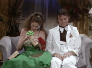 blondebrainpower:  Gilda Radner as Lisa Loopner and Bill Murray as Todd Dilabounta on SNL: blondebrainpower:  Gilda Radner as Lisa Loopner and Bill Murray as Todd Dilabounta on SNL