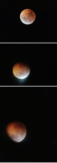 Blood moon and eclipse 01/20/2019: Blood moon and eclipse 01/20/2019