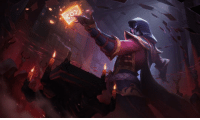 Blood Moon Twisted Fate splash art! | (1350 RP) LeagueofLegends: Blood Moon Twisted Fate splash art! | (1350 RP) LeagueofLegends