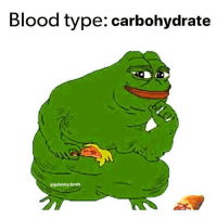 Blood Types, Blood, and Blood Type: Blood type: carbohydrate  @johnny brah If anyone needs a donor...