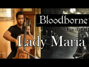 raincoastgamer: The cello is probably the musical instrument best suited to covering Bloodborne's soundtrack. Lady Maria - Bloodborne Cello Cover by Celloboymj : Bloodborne  The O1d  aria raincoastgamer: The cello is probably the musical instrument best suited to covering Bloodborne's soundtrack. Lady Maria - Bloodborne Cello Cover by Celloboymj