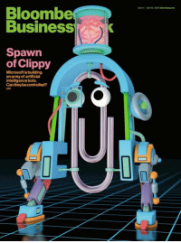 Army, Business, and Dank Memes: Bloom be  Business  Spawn  of Clippy  Microsoftisbuilding  an army of artificial  intelligence bots.  Canthey becontrolled?