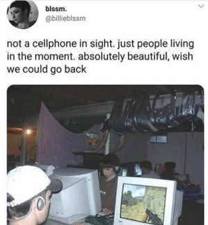 The good ol' days via /r/memes http://bit.ly/2Xvu6Os: blssm.  @billieblssm  not a cellphone in sight. just people living  in the moment. absolutely beautiful, wish  we could go back The good ol' days via /r/memes http://bit.ly/2Xvu6Os