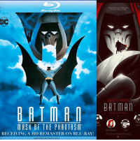 "Batman, College, and Fall: Bluer  Dis  MASK OF THE PHANTASM  RECEIVING A HD REMASTER ON BLU-RAY!  BATMAN Evening Gothamites! Today Warner Bros. Archive announced that the 1993 animated film ""Batman: Mask of the Phantasm"" will be remastered in 1080p HD on Blu-ray! Directed by Bruce Timm and Eric Radomski with screenplay by Paul Dini, Alan Burnett, Michael Reaves and Martin Pasko, the movie was placed within the DC Animated Universe of the current television show, ""Batman: The Animated Series"". With Burnett wanting to bring in a major love interest for Bruce Wayne in continuity, we are introduced to Andrea Beaumont, the daughter of wealthy businessman Carl Beaumont and his deceased wife, Victoria. In a series of flashbacks, we witness Andrea's college days at Gotham University, where she meets Bruce Wayne and they fall in love. The two had planned to marry, but Andrea returned the ring Bruce had given her and went away with her father, resulting in Bruce transforming into Batman. After a series of events which led to the death of her father by the mafia, Andrea adopted the disguise of the Phantasm, seeking revenge on her father's killers. In the end, as Batman tries to stop this spree, he and Andrea discover their secret identities, which is a hard revelation for Bruce, them both disappearing into the night and their love not fulfilled. According to ComicBookResources.com, Mask of the Phantasm was originally released in standard definition on LaserDisc and VHS in 1994. This remaster will have a resolution of 1080p with optional ratio for viewers. ""Batman: Mask of the Phantasm"" on Blu-ray has no release date as of now but it is said to have a release ""next month"" according to WB. Will you be picking up this piece of Batman's animated history? Thanks for following and we'll have more History of the Batman soon! ✌🏼💙🦇🎬🙏🏼"