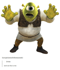 Dank, 🤖, and Dont-Do-This-To-Me: blurry picturesofmikewazowski:  Shrike  dont do this to me