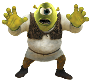 Target, Tumblr, and Blog: blurrypicturesofmikewazowski:  Shrike  dont do this to me