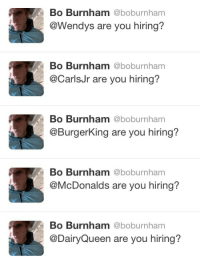 Are You Hiring