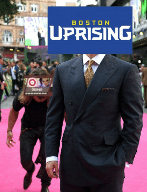 Hello, Tumblr, and Blog: BO STON  UPRISING  DDING armor-up: DDING?? HELLO???