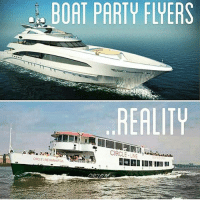 Memes, Party, and Reality: BOAT PARTY FLYERS  REALITY  CIRCLE LINE