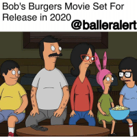 "BobsBurgers Movie Set For Release in 2020 - blogged by @baetoven_ ⠀⠀⠀⠀⠀⠀⠀ ⠀⠀⠀⠀⠀⠀⠀ 20th Century Fox is developing a feature film based on the animated series 'Bob's Burgers', set for release on July 17, 2020. ⠀⠀⠀⠀⠀⠀⠀ ⠀⠀⠀⠀⠀⠀⠀ The series has received seven consecutive Emmy nominations for Best Animated Series over the past seven seasons, winning the award in 2014 and 2017. ⠀⠀⠀⠀⠀⠀⠀ ⠀⠀⠀⠀⠀⠀⠀ ""We're thrilled to be invited to bring Bob's Burgers to the big screen,"" show producer Loren Bouchard said in a statement. ""We know the movie has to scratch every itch the fans of the show have ever had, but it also has to work for all the good people who've never seen the show. We also know it has to fill every inch of the screen with the colors and the sounds and the ever so slightly greasy texture of the world of Bob's – but most of all it has to take our characters on an epic adventure. In other words, it has to be the best movie ever made. But no pressure, right?!"" ⠀⠀⠀⠀⠀⠀⠀ ⠀⠀⠀⠀⠀⠀⠀ Fox Animation will produce the film, however there is no director on board yet.: Bob's Burgers Movie Set For  Release in 2020  @balleralert BobsBurgers Movie Set For Release in 2020 - blogged by @baetoven_ ⠀⠀⠀⠀⠀⠀⠀ ⠀⠀⠀⠀⠀⠀⠀ 20th Century Fox is developing a feature film based on the animated series 'Bob's Burgers', set for release on July 17, 2020. ⠀⠀⠀⠀⠀⠀⠀ ⠀⠀⠀⠀⠀⠀⠀ The series has received seven consecutive Emmy nominations for Best Animated Series over the past seven seasons, winning the award in 2014 and 2017. ⠀⠀⠀⠀⠀⠀⠀ ⠀⠀⠀⠀⠀⠀⠀ ""We're thrilled to be invited to bring Bob's Burgers to the big screen,"" show producer Loren Bouchard said in a statement. ""We know the movie has to scratch every itch the fans of the show have ever had, but it also has to work for all the good people who've never seen the show. We also know it has to fill every inch of the screen with the colors and the sounds and the ever so slightly greasy texture of the world of Bob's – but most of all it has to take our characters on an epic adventure. In other words, it has to be the best movie ever made. But no pressure, right?!"" ⠀⠀⠀⠀⠀⠀⠀ ⠀⠀⠀⠀⠀⠀⠀ Fox Animation will produce the film, however there is no director on board yet."