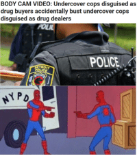 Detroit, Police, and Video: BODY CAM VIDEO: Undercover cops disguised as  drug buyers accidentally bust undercover cops  disguised as drug dealers  POLI  OHPOLICE  DETROIT  POLICE Nota Cop