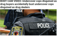 Detroit, Police, and Good: BODY CAM VIDEO: Undercover cops disguised as  drug buyers accidentally bust undercover cops  disguised as drug dealers  POLICE  DETROIT  POLICE Good planning