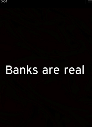 Banks, Im 14 & This Is Deep, and Got: Bof  Banks are real Got this from the quote generator bot