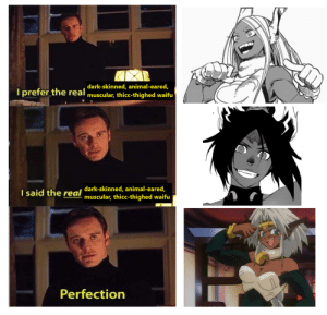 [Boku no Hero Academia, Bleach, Outlaw Star] I know they are all 'Real' but Aisha was my first exposure: [Boku no Hero Academia, Bleach, Outlaw Star] I know they are all 'Real' but Aisha was my first exposure