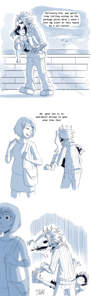 Boku no Hero Academia - I mean he didn't deny it by TC-96: Boku no Hero Academia - I mean he didn't deny it by TC-96