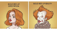 Adam Ellis: BOLD RED LIP REALITY  BOLD RED LIP  EXPECTATION  ADAMTOTS  CADAMTOTS Adam Ellis