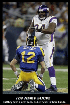 Funny, Nfl, and Pictures: BOLLER  12  The Rams SUCK!  But they have a lot of Balls. Its Just never in there Hands.  motifake.com Wallpapers In The World: Top 10 Funny NFl Pictures in worlds