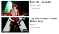 25+ Best White Stripes Seven Nation Army Memes | Jacking