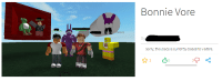 eat that noob: Bonnie Vore  Sorry, this place is currently closed to visitors eat that noob