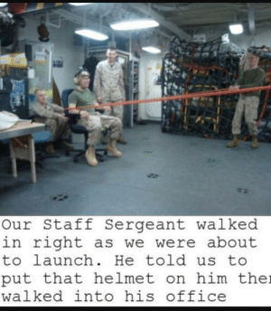 Bored Marines, Safety first.: Bored Marines, Safety first.