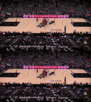 Both the Raptors and the Spurs dribbled out the 24 second shot clock, to pay tribute to #24, Kobe Bryant https://t.co/NassNshZmd: Both the Raptors and the Spurs dribbled out the 24 second shot clock, to pay tribute to #24, Kobe Bryant https://t.co/NassNshZmd