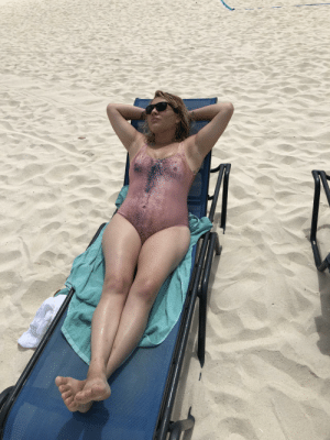 Bought a gag swimsuit to get a laugh from my husband while in Aruba. Turns out it's the only one that fits. Guess this is my life now. via /r/funny https://ift.tt/2JpmtRR: Bought a gag swimsuit to get a laugh from my husband while in Aruba. Turns out it's the only one that fits. Guess this is my life now. via /r/funny https://ift.tt/2JpmtRR