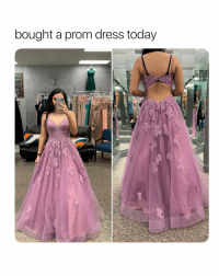 Beautiful, Dress, and Today: bought a prom dress today um this is so beautiful
