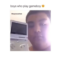 the wink I'm dead: boys who play gameboy  Cabuysexuwhale the wink I'm dead