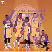 Squad!: br  AKERS  AA  LOS ANGELES  LAKERS  20 Squad!