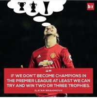 Cup Glory on @iamzlatanibrahimovic 's mind..!! We now have 4 games in 3 cup competitions in next 12 days..!! Our Next Premier League match is on 4th March..!! Soo lets concentrate on winning some silverware in Cup Competition..!!: br  Amari ET  IF WE DON'T BECOME CHAMPIONS IN  THE PREMIER LEAGUE AT LEAST WE CAN  TRY AND WIN TWO OR THREE TROPHIES.  ZLATAN IBRAHIMOVIC Cup Glory on @iamzlatanibrahimovic 's mind..!! We now have 4 games in 3 cup competitions in next 12 days..!! Our Next Premier League match is on 4th March..!! Soo lets concentrate on winning some silverware in Cup Competition..!!