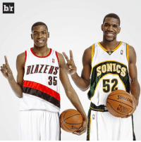 "Kevin Durant says Greg Oden is not a ""bust."" Imagine if that 2007 draft had gone down differently.: br  BLAZERS  SPAL  SONICS  52  SPALDN Kevin Durant says Greg Oden is not a ""bust."" Imagine if that 2007 draft had gone down differently."