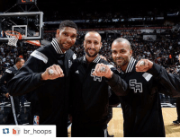 Tim Duncan, Manu Ginobili, and Tony Parker have become the NBA's all-time winningest trio, with 541 wins. 🏅🏀: br br hoops  ti AN ANTONIO COM Tim Duncan, Manu Ginobili, and Tony Parker have become the NBA's all-time winningest trio, with 541 wins. 🏅🏀