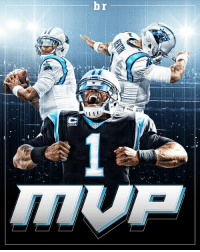 Congrats to Cam Newton, the 2015 NFL MVP!: br  It Congrats to Cam Newton, the 2015 NFL MVP!