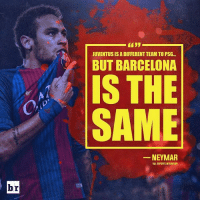 They did it once, can they do it again? 🅰️ Yes 🅱️ No: br  JUVENTUSISADIFFERENT TEAM TO PSG...  BUT BARCELONA  IS THE  SAME  NEYMAR  VA ESPORTE INTERATIVO They did it once, can they do it again? 🅰️ Yes 🅱️ No