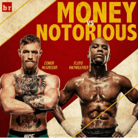 "Conor McGregor on getting in the boxing ring with Floyd Mayweather: ""Come at me."" Who would win? 💯💯💯: br  NOTORIOUS  FLOYD  CONOR  MCGREGOR MAYWEATHER  UFC Conor McGregor on getting in the boxing ring with Floyd Mayweather: ""Come at me."" Who would win? 💯💯💯"