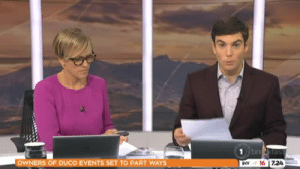 "skyabove-voicewithin: johncribati:  dancinbutterfly:  kc749:  littlereddove:  han-j1:  evilqueenofgallifrey:   so a racist got utterly demolished in less than 30 seconds on the New Zealand morning news on Monday and it's one of the most beautiful things I've ever seen who knew a white guy could be capable of such an iconic response, he knows what's up and is having none of that shit, every other white guy take notes tbh   I love that he said Pakeha   Can someone write what its being said in this?   Male co-host: We have had a whole heap of feedback regarding Te Tai Tokerau MP Kelvin Davis's proposal to institute a prison run on Māori values into New Zealand. He's looking at potentially establishing this prison up north. It isn't Labour policy just yet, it's just an idea of Kelvin Davis's. And this has been really really divisive on our Facebook page this morning. (sarcastically) Here I think we have the single greatest email, the single greatest message we have ever had on breakfast. (clears throat deliberately) ""'Janice' says: Good morning. I'm sick of hearing that Māori need different treatment. If they don't want to live in our society, then maybe we should put them all on an island and leave them to it."" Male co-host: ""Janice. That is LITERALLY what happened! That is the history of our country. Last I checked, Māori WERE on an island, they were left to it, and then Pākehā (Māori term for white New Zealanders) turned up and look how that worked out. But thank you very much for that brilliant insight. Goodness me. Unbelievable. Unbelievable, they actually-"" Female co-host: ""Actually, you can't even get angry, you just actually need to laugh and then screw it up and put it under the desk. Just when you thought-"" Male co-host: (mimicking letter) ""'Put them all on an island, leave them to it.' Yeah. What a great idea that is Janice.  I really need ""What a great idea that is, Janice."" to be a meme filled with those stupid complete cognitive dissonance bigoted statements.     @some-kinda-sneaky-witch-thief oh my gOD : br  OWNERS OF DUCO EVENTS SET TO PART WAYS  NV 16 724 skyabove-voicewithin: johncribati:  dancinbutterfly:  kc749:  littlereddove:  han-j1:  evilqueenofgallifrey:   so a racist got utterly demolished in less than 30 seconds on the New Zealand morning news on Monday and it's one of the most beautiful things I've ever seen who knew a white guy could be capable of such an iconic response, he knows what's up and is having none of that shit, every other white guy take notes tbh   I love that he said Pakeha   Can someone write what its being said in this?   Male co-host: We have had a whole heap of feedback regarding Te Tai Tokerau MP Kelvin Davis's proposal to institute a prison run on Māori values into New Zealand. He's looking at potentially establishing this prison up north. It isn't Labour policy just yet, it's just an idea of Kelvin Davis's. And this has been really really divisive on our Facebook page this morning. (sarcastically) Here I think we have the single greatest email, the single greatest message we have ever had on breakfast. (clears throat deliberately) ""'Janice' says: Good morning. I'm sick of hearing that Māori need different treatment. If they don't want to live in our society, then maybe we should put them all on an island and leave them to it."" Male co-host: ""Janice. That is LITERALLY what happened! That is the history of our country. Last I checked, Māori WERE on an island, they were left to it, and then Pākehā (Māori term for white New Zealanders) turned up and look how that worked out. But thank you very much for that brilliant insight. Goodness me. Unbelievable. Unbelievable, they actually-"" Female co-host: ""Actually, you can't even get angry, you just actually need to laugh and then screw it up and put it under the desk. Just when you thought-"" Male co-host: (mimicking letter) ""'Put them all on an island, leave them to it.' Yeah. What a great idea that is Janice.  I really need ""What a great idea that is, Janice."" to be a meme filled with those stupid complete cognitive dissonance bigoted statements.     @some-kinda-sneaky-witch-thief oh my gOD"