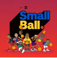 Get ready for an all-new animated series from @NikeBasketball and Bleacher Report. SmallBall trailer drops today.: br  Small  all Get ready for an all-new animated series from @NikeBasketball and Bleacher Report. SmallBall trailer drops today.
