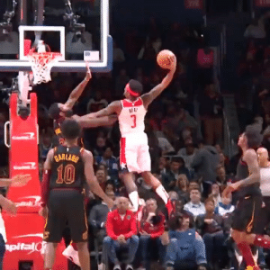 Bradley Beal got up on this slam👀 https://t.co/j2oLq9wVNh: Bradley Beal got up on this slam👀 https://t.co/j2oLq9wVNh