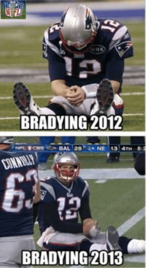Bradying: Trending Images Gallery (List View)   Know Your Meme: BRADYING 2012  BAL 28  NE 13 4TH 8:2  CONNORAY  635  BRADYING 2013 Bradying: Trending Images Gallery (List View)   Know Your Meme