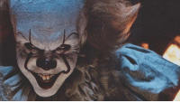 BRAND NEW PHOTO OF PENNYWISE IN IT Movie: BRAND NEW PHOTO OF PENNYWISE IN IT Movie