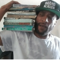 LordJamar starts the BookPhoneChallenge. Thoughts? 📚📞 (Via @lordjamar) @worldstar WSHH: BRAND  NLIBIA  OW TO HUSTLE  The  Religion of esus the Jew  RAP RACE AND REVOLUTION  African holistic Health LordJamar starts the BookPhoneChallenge. Thoughts? 📚📞 (Via @lordjamar) @worldstar WSHH