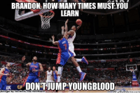 Uncle Drew Nightmares! Credit: Ian Pernia  http://whatdoumeme.com/meme/um6hc9: BRANDON HOWMANYTIMES MUST YOU  LEARN  En CD DONTUMP YOUNGBLOOD  Brought By Fac  ebook  com/NBAMennes Uncle Drew Nightmares! Credit: Ian Pernia  http://whatdoumeme.com/meme/um6hc9
