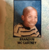 Extremely rare photo of Lil B found in 1998 !! - Lil B: BRANDON  MCCARTNEY Extremely rare photo of Lil B found in 1998 !! - Lil B