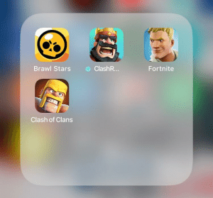 Reddit, Clash of Clans, and Stars: Brawl Stars .  ClashR...  Fortnite  Clash of Clans White Boy Starter Pack