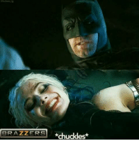 Chuckled: BRAZZERS  chuckles