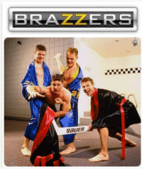 BRAZZERS  saUER Brazzers - MSB   Credit: Curtis Appleby  Like us at Complete Hockey News!   https://www.facebook.com/CompleteHockeyNews