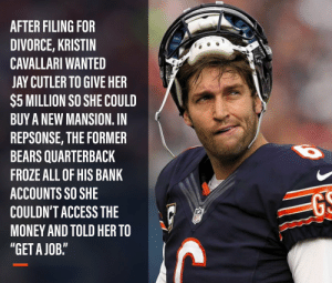 Brb, going to buy myself a Jay Cutler jersey https://t.co/sAQG2B08AK: Brb, going to buy myself a Jay Cutler jersey https://t.co/sAQG2B08AK