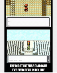 I was 8 or 9 when I played soul silver* (whoopsies I said plat) and I NEVER beat Red. I trained so hard and probably lost so much coins to him...: BRCRO  THE MOST INTENSE DIALOGUE  T'VE EVER READ IN MY LIFE I was 8 or 9 when I played soul silver* (whoopsies I said plat) and I NEVER beat Red. I trained so hard and probably lost so much coins to him...